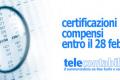 Consegna certificazioni