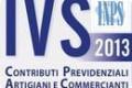 INPS Artigiani e commercianti: IV rata contributi 2013
